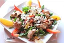 Salat Rezepte / kreative und innovative und gesunde Salate zu jedem Anlass