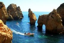 Algarve, Portugal / The south of Portugal