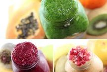 Smoothies / healthy fitness drinks