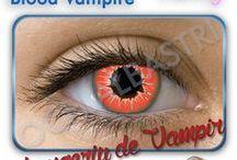 Fancy / Gama Fancy cuprinde lentile de contact colorate special pentru ocazii deosebite precum Halloween, baluri mascate si alte evenimente sau petreceri in costume