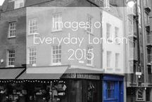 Everyday London 2015 / Exploring everyday life in the city of London, UK