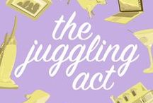 The Juggling Act / Rom Com on the Edge Book 3