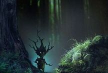Forest Creatures / I just...  Love.