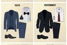Dress Guide men / Quel look adopter ?