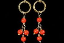 Coral Jewelry / Sponge Coral, Red Coral, Blue Coral and More!  Beautiful summer style in natural sustainably harvested coral pieces. / by Jewel of Havana
