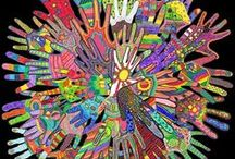"unity in diversity / Please feel welcome to join our board. Send an e-mail to hallo@rubinalaie.nl for an invitation. The purpose of this board is to share it and invite people to pin POSITIVE ENCOURAGING MESSAGES for WORLD UNITY. WE ARE RESPECTFUL OF ALL FAITHS & RACES. MORE THAN EVER THE WORLD NEEDS LOVE AND UNITY TO HEAL.  ""Ye are the fruits of one tree, and the leaves of one branch. Deal ye one with another with the utmost love and harmony, with friendliness and fellowship."" ~Baha'u'llah"