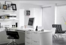 Home Offices / Everything you might want to have in your home office. www.fiestadesign.co.uk