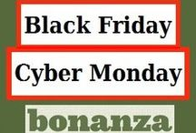 "Bonanza - Black Friday_Cyber Monday / Bonanza - Black Friday / Cyber Monday Open Board *** 2016 www.bonanza.com/forums/12/topics/304303?page=1#posts-3945048  *** 2015 Participating Booths' List: www.bonanza.com/forums/12/topics/302517 *** Please, only 3 pins each time, allow other 2-3 members to pin before you add again. *** For INVITATION to the board, please, write + in the ""Add Me Button"" comments."