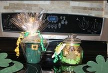 Saint Patrick's Day Idea....! / Make special and simple thing's at home with your kid's is just so fantastic...!