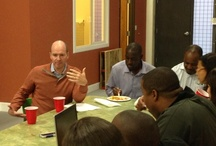 Dropping Knowledge!  / by NewME Accelerator