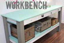 Repurposing Furniture Items