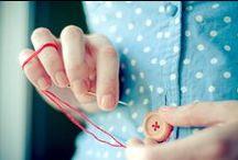 Sewing / by Анастасия Первушина
