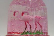 Pink flamingo / The animal who haven given me so much....