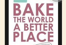A Baker's Wisdom / Each baker has their own secret to baking the perfect treat. Below is a few we have found.