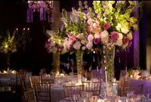Dream Wedding Decor & Florals / We will plan your Spectacular Event from A to Z !! Here are  some of the Venues / by F&M Romance Flowers, Baskets, & Gifts