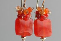 earrings / by Elaine Manning