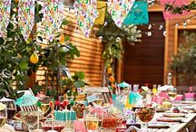 ~Summer Party~ / Ideas to host a spring or summer party