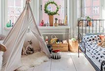 Kids interior