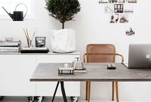 A space for work