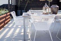 Garden and Patio / Garden, patio, green house, porch or balcony. Cozy outdoor oasis. You name it.