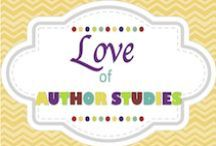 Love of Author Studies