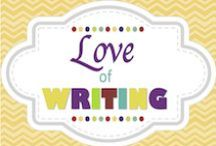 Love of Writing