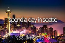 Seattle Site Seeing