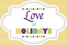 Love of Holidays