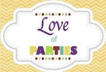 Love of Parties