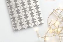 All I want for Christmas... / Our incredible patternsnap designers create amazing wallpapers and fabrics, but also uber stylish accoutrements to take the stress out, and bestow some serious design sass to the Christmas season. Check out these stocking fillers...