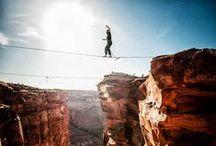 Extrem / Sports extrêmes, vertigineux, basejump, chute libre, higline...
