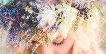 >> Headband & Couronnes de Fleurs <<