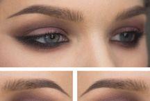 maquillaje / Sombras, tutoriales de maquillaje