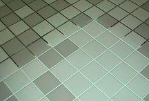 Do Lar / Para facilitar limpeza e arrumação da casa.