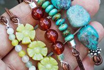 Bijux / Inspiração para brincos colares enfeites adornos