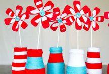 Festas&Festinhas / Decoração docinhos salgadinhos temas para festas
