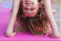 Yoga for Kids. / Lesson plan inspiration for teaching yoga in the classroom. A range of poses, videos, breathing exercises, and teaching ideas are pinned to this board.