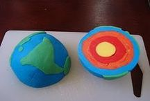 Earth's Interior / Projects and ideas to teach about the Earth's interior.