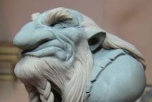 Traditional Sculpting