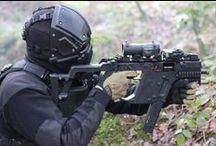 Weapons - Firearms