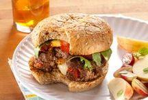 Burger Bliss / Build a better burger. Now.