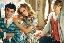 Harry Potter / by Chrissy