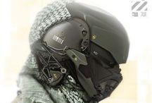 Helmets & Masks / Helmets & Masks