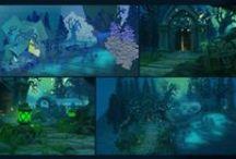 3D - Game Art - Plants & Trees / 3D - Game Art - Plants & Trees