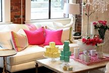 Stylish Home Decorating DIY Ideas / Great DIY and how-to for decorating the home  / by Celeste Morales