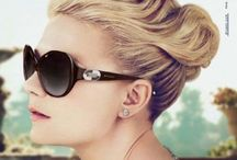 Stylish Sunnies / Enviable sunnies to boot!