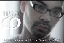 quanah • Interviews/Press / quanah - Interviews & other press related material