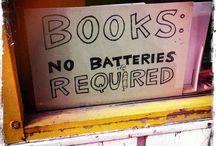 Leeshuis ideeën! / Het leeshuis is onze school bibliotheek!