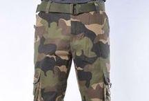 Cargo Pants / Stylish Men's Cargo Pants at stealdeal.com