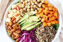 HEALTHY RECIPES. / Healthy meal choices!